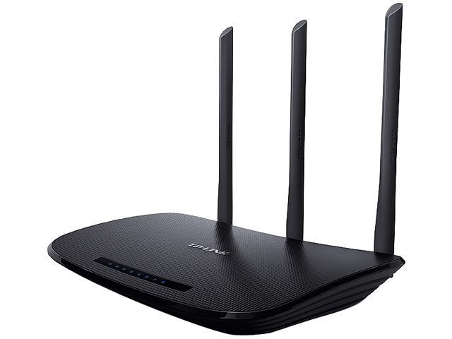 TP-LINK TL-WR940N V3 Wireless N450 Home Router, 450 Mbps, 3 External antennas, IP QoS, WPS Button