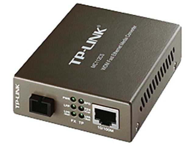 TP-Link MC112CS WDM Fast Ethernet Media Converter