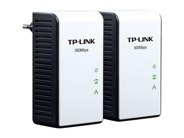 TP-LINK TL-PA511KIT AV500 Gigabit Powerline Adapter Starter Kit