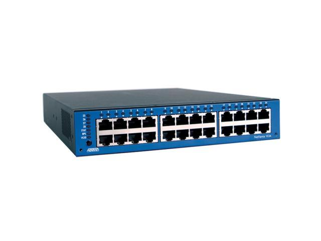 Adtran NetVanta 1534 1702590G1 Managed Layer 3 Switch