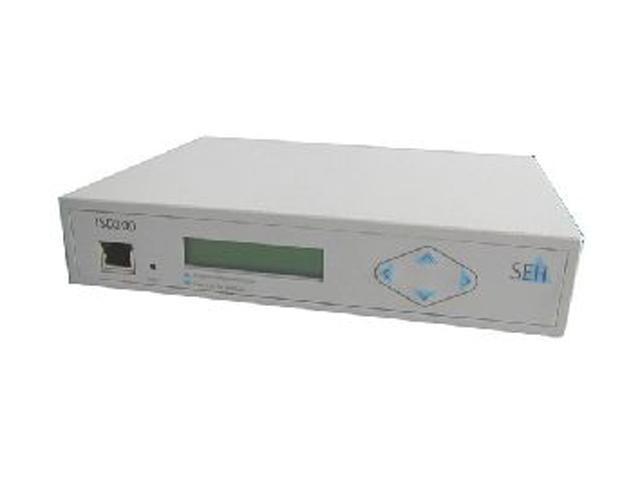 SEH M03722 ISD300-PoE Print Server