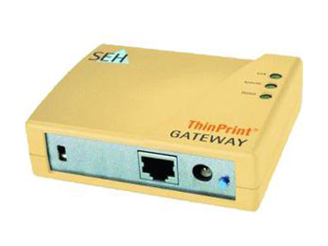 SEH M03852 ThinPrint Gateway TPG60 Print Server