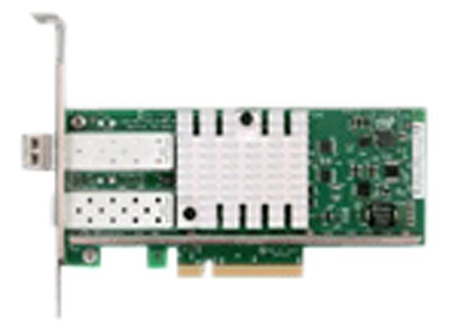 Lenovo 0C19487 10Gbps PCI-Express 10Gbps Ethernet X520-SR2 Server Adapter by Intel