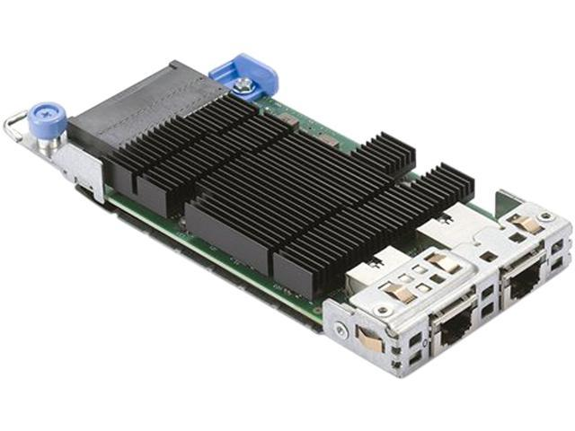 Lenovo ThinkServer X540-T2 AnyFabric 10 Gb 2-Port Base-T Ethernet Adapter by Intel