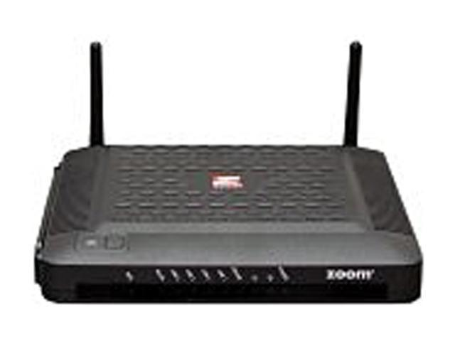 Zoom 5352-00-00 DOCSIS 3.0 Cable Modem/Router With Wireless-N