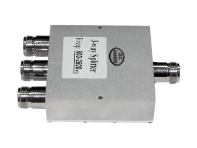 Premiertek PS-082503 800~2500MHz 50W 3-Way Signal Power Splitter