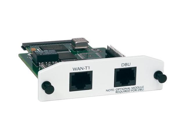 Adtran 1202862L1 NetVanta T1/FT1 Network Interface Module