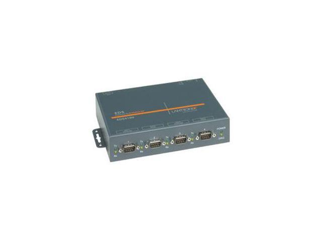 Lantronix ED41000P2-01 EDS4100 4-Port Device Server with PoE
