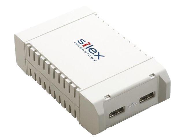 Silex SX-3000GB-US 10/100/1000 Gigabit USB Device Server