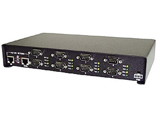Comtrol Corporation 99443-5 DeviceMaster PRO 8-Port Device Server