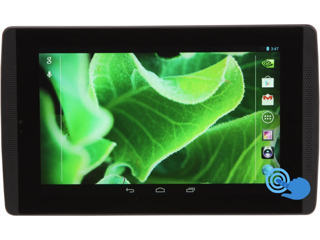 EVGA TEGRA NOTE 7 Tablet - 16GB Flash, 1GB RAM Quad Core NVIDIA Tegra 4