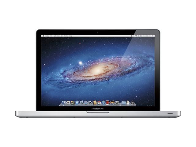 Apple MacBook MacBook Pro MD322LL/A Intel Core i7 2.40 GHz 4 GB Memory 750 GB HDD AMD Radeon HD 6770M / Intel HD Graphics ...
