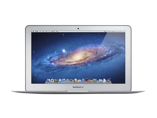 Apple MacBook MacBook Air MC969LL/A Intel Core i5 1.60 GHz 4 GB Memory 128GB SSD HDD Intel HD Graphics 3000 11.6