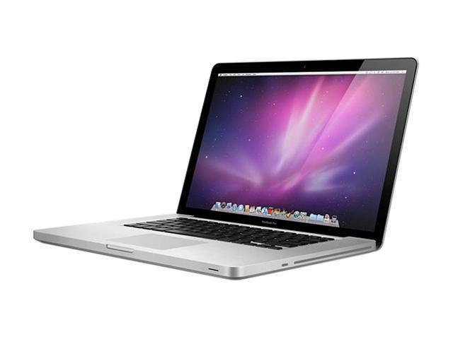 "Apple MacBook Pro MC375LL/A 13.3"" Mac OS X v10.6 Snow Leopard Laptop"