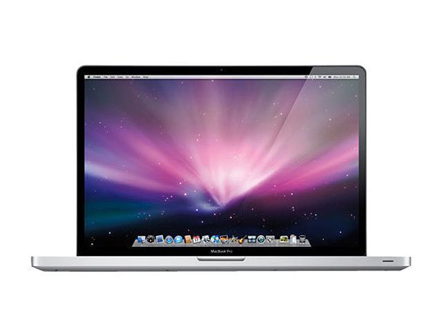 Apple Laptop MacBook Pro MC846LL/A-R Intel Core i7 640M (2.80 GHz) 4 GB Memory 500 GB HDD NVIDIA GeForce GT 330M 17.0