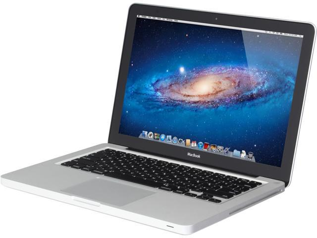 "Apple Mac Notebook MacBook MB467LL/A Intel Core 2 Duo 2.40 GHz 2 GB Memory 250 GB HDD NVIDIA GeForce 9400M 13.3"" Mac OS X ..."