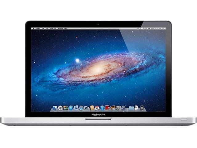 Apple Laptop MacBook Pro MC375LL/A-R Intel Core 2 Duo P8800 (2.66 GHz) 4 GB Memory 320 GB HDD NVIDIA GeForce 320M 13.3