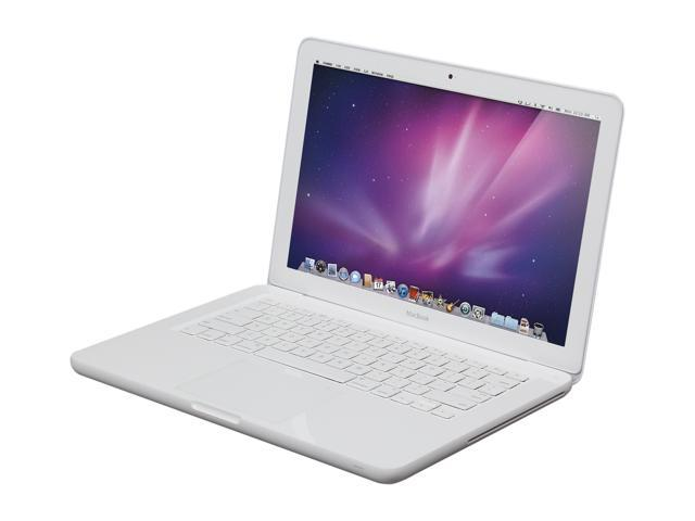 "Apple MacBook MC207LL/A 13.3"" Mac OS X v10.6 Snow Leopard Notebook, Grade B"