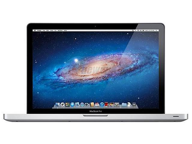 Apple Laptop MacBook Pro MD318LL/A-R Intel Core i7 2675QM (2.20 GHz) 4 GB Memory 500 GB HDD AMD Radeon HD 6750M 15.4