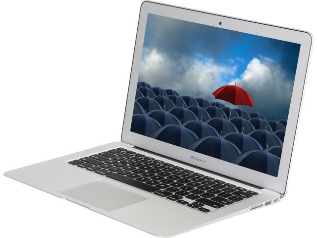 """Apple MacBook Air MD761LL/A 13.3"""" Mac OS X v10.8 Mountain Lion Laptop"""
