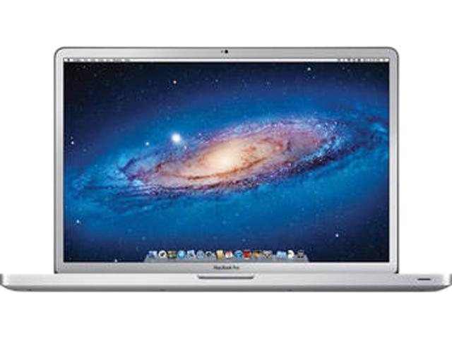 Apple Laptop MacBook Pro MD385LL/A-R Intel Core i7 2860QM (2.50 GHz) 4 GB Memory 750 GB HDD AMD Radeon HD 6770M 15.4