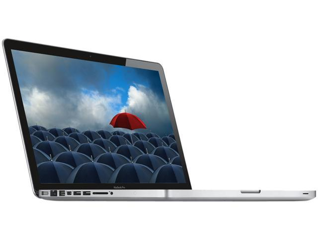 Apple MacBook MacBook Pro MD313LL/A-R Intel Core i5 2435M (2.40 GHz) 4 GB Memory 500 GB HDD Intel HD Graphics 3000 13.3