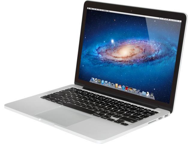 "Apple MacBook Pro with Retina Display ME864LL/A 13.3"" Mac OS X v10.9 Mavericks Laptop"