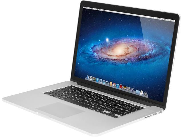 Apple Laptop MacBook Pro with Retina Display ME294LL/A Intel Core i7 2.3 GHz 16 GB Memory 512GB PCIe-Based Flash Storage SSD NVIDIA GeForce GT 750M 15.4
