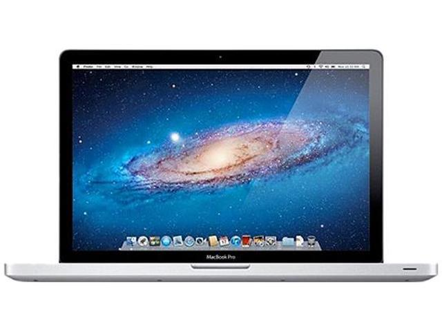 Apple Laptop MacBook Pro MC723LL/A-FR Intel Core i7 2720QM (2.20 GHz) 4 GB Memory 750 GB HDD AMD Radeon HD 6750M 15.4