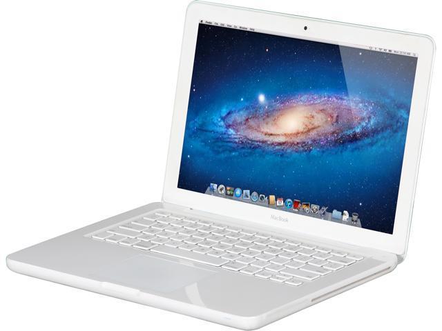 Apple Notebook (B Grade) MacBook MC516LL/A Intel Core 2 Duo P8600 (2.40 GHz) 2GB DDR3 Memory 250 GB HDD NVIDIA GeForce 320M ...