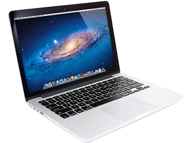 Apple MacBook Pro with Retina display MacBook Pro ME864LZ/A 2.40 GHz 4 GB Memory 128 GB HDD 128 GB SSD 13.3