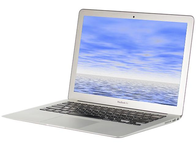 Apple Laptop MacBook Air A1466 Intel Core i7 3667U (2.00 GHz) 8 GB Memory 256 GB SSD Intel HD Graphics 4000 13.3