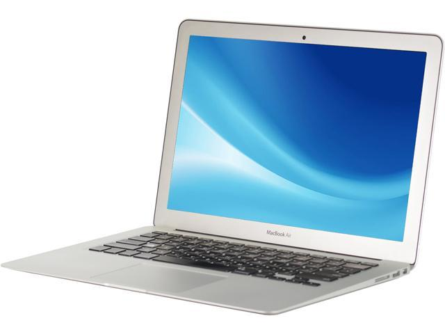 Apple Grade B Laptop MacBook Air A1466 Intel Core i7 3667U (2.00 GHz) 8 GB Memory 256 GB SSD Intel HD Graphics 4000 13.3