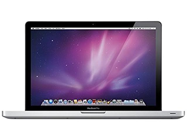 Apple C Grade Laptop MacBook Pro MC721LL/A-C Intel Core i7 2.00 GHz 4 GB Memory 500 GB HDD AMD Radeon HD 6490M 15.4