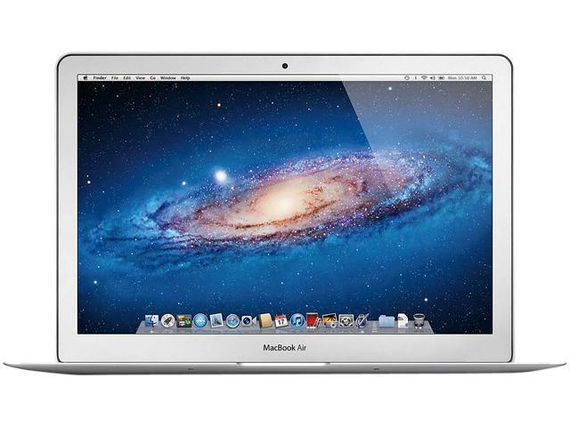 Apple C Grade Laptop MacBook Air MC223LL/A-Refurb C Intel Core i5 2557M (1.70 GHz) Intel HD Graphics 3000 13.3