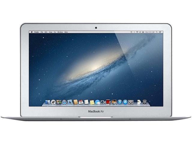 Apple B Grade Laptop MacBook Air MD711LL/A-Refurb B Intel Core i5 4250U (1.30 GHz) Intel HD Graphics 5000 11.6