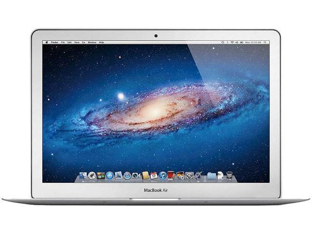Apple C Grade Laptop MacBook Air MD231LL/A-Refurb C Intel Core i5 1.80 GHz 4 GB Memory 128 GB SSD Intel HD Graphics 4000 13.3