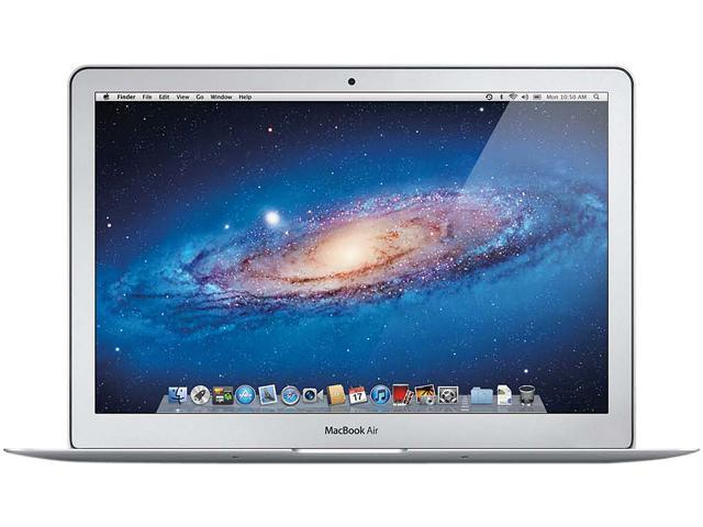 Apple Laptop - Grade C MacBook Air MC965LL/A-C Intel Core i5 2557M (1.70 GHz) 4 GB Memory 128 GB SSD Intel HD Graphics 3000 13.3