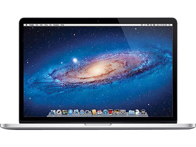 Apple Laptop MC975LL/A Intel Core i7 3615QM (2.30 GHz) 16 GB Memory 256 GB SSD 15.4