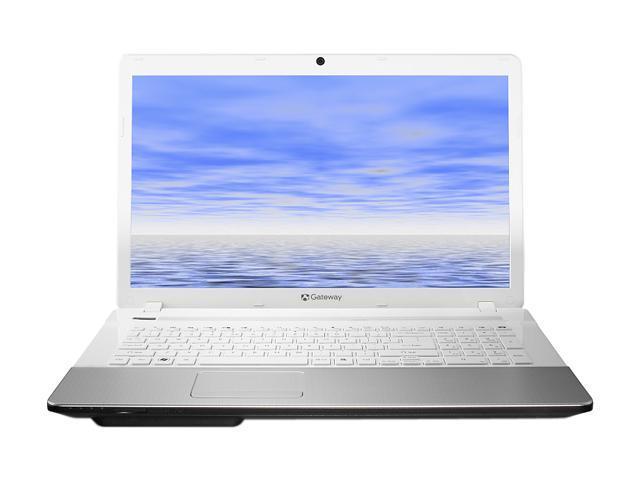 Gateway Laptop NV Series NV-75S23U AMD A6-Series A6-3420M (1.5 GHz) 4 GB Memory 320 GB HDD AMD Radeon HD 6520G 17.3