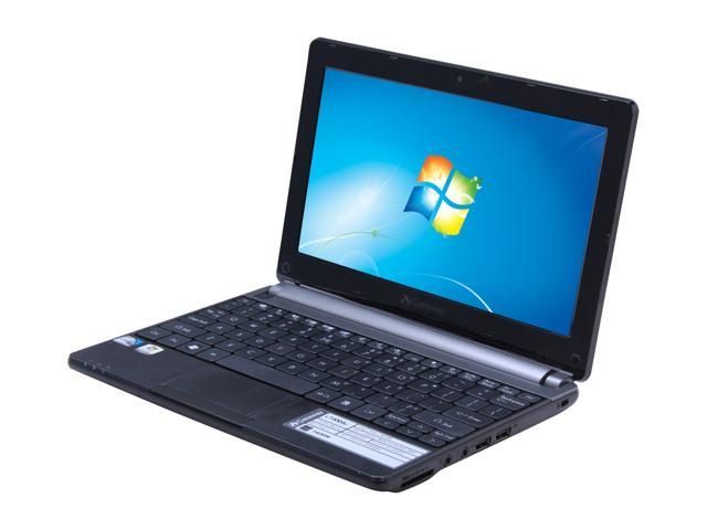Gateway LT Series LT4004u Black Intel Atom N2600(1.60 GHz) 10.1