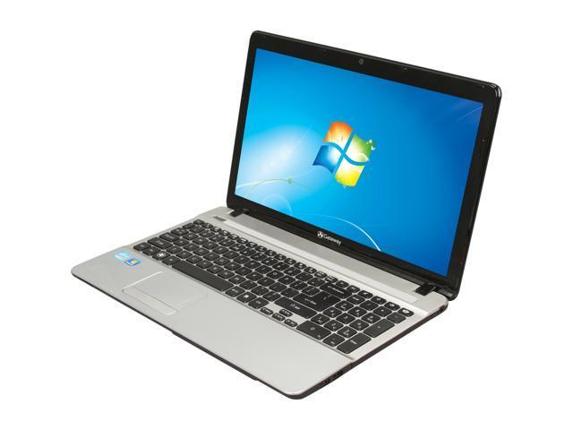 Gateway Laptop NV Series NV57H94U Intel Core i5 2450M (2.50 GHz) 4 GB Memory 500 GB HDD Intel HD Graphics 3000 15.6