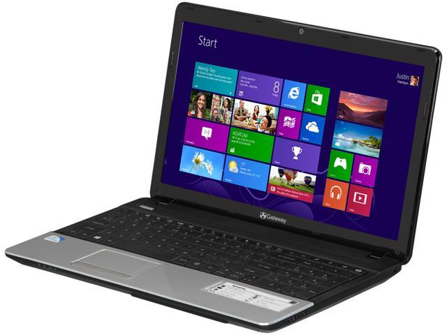 Gateway Laptop NE56R34u Intel Pentium B960 (2.2 GHz) 4 GB Memory 500 GB HDD Intel HD Graphics 15.6
