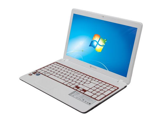 Gateway Laptop NV Series NV52L06u AMD A6-Series A6-4400M (2.70 GHz) 4 GB Memory 500 GB HDD AMD Radeon HD 7520G 15.6