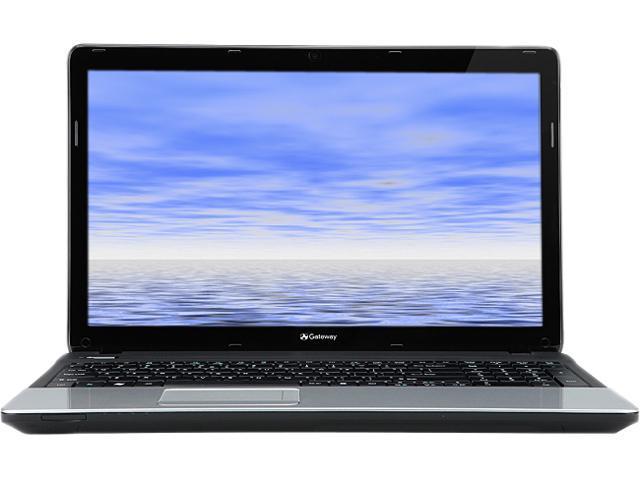 "Gateway Laptop NE56R13u Intel Celeron B820 (1.7 GHz) 4 GB Memory 320 GB HDD Intel HD Graphics 15.6"" Windows 7 Home Premium ..."