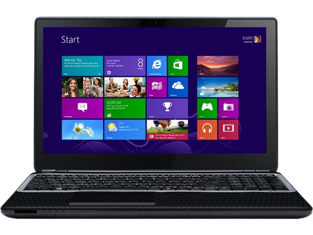 Gateway Laptop NV570P31U Intel Core i3 3217U (1.80 GHz) 4 GB Memory 500 GB HDD Intel HD Graphics 4000 15.6