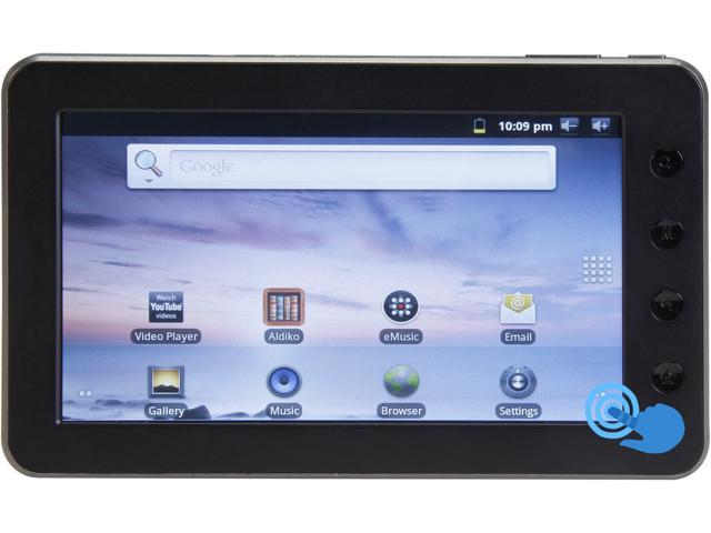 "COBY MID7012-4 4GB Flash 7.0"" Tablet"