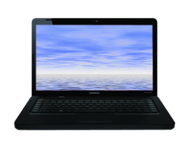 "COMPAQ Laptop Presario CQ56-219WM Intel Celeron 900 (2.2 GHz) 2 GB Memory 250 GB HDD Intel GMA 4500M 15.6"" Windows 7 Home ..."