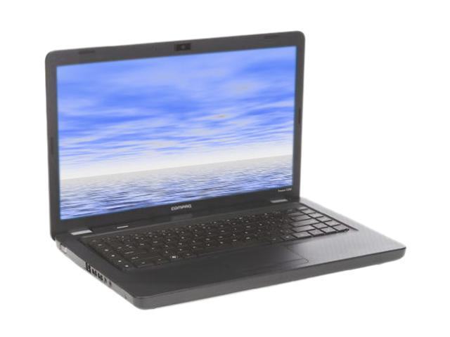 COMPAQ Laptop CQ57-229WM AMD Dual-Core Processor C-50 (1.0 GHz) 2 GB Memory 250 GB HDD AMD Radeon HD 6250 15.6