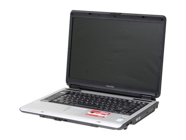 "TOSHIBA Satellite A135-S2246 NoteBook Intel Celeron M 430(1.73GHz) 15.4"" Wide XGA 512MB Memory DDR2 533 80GB HDD 5400rpm DVD/CD-RW Combo ATI Radeon Xpress 200M IGP"